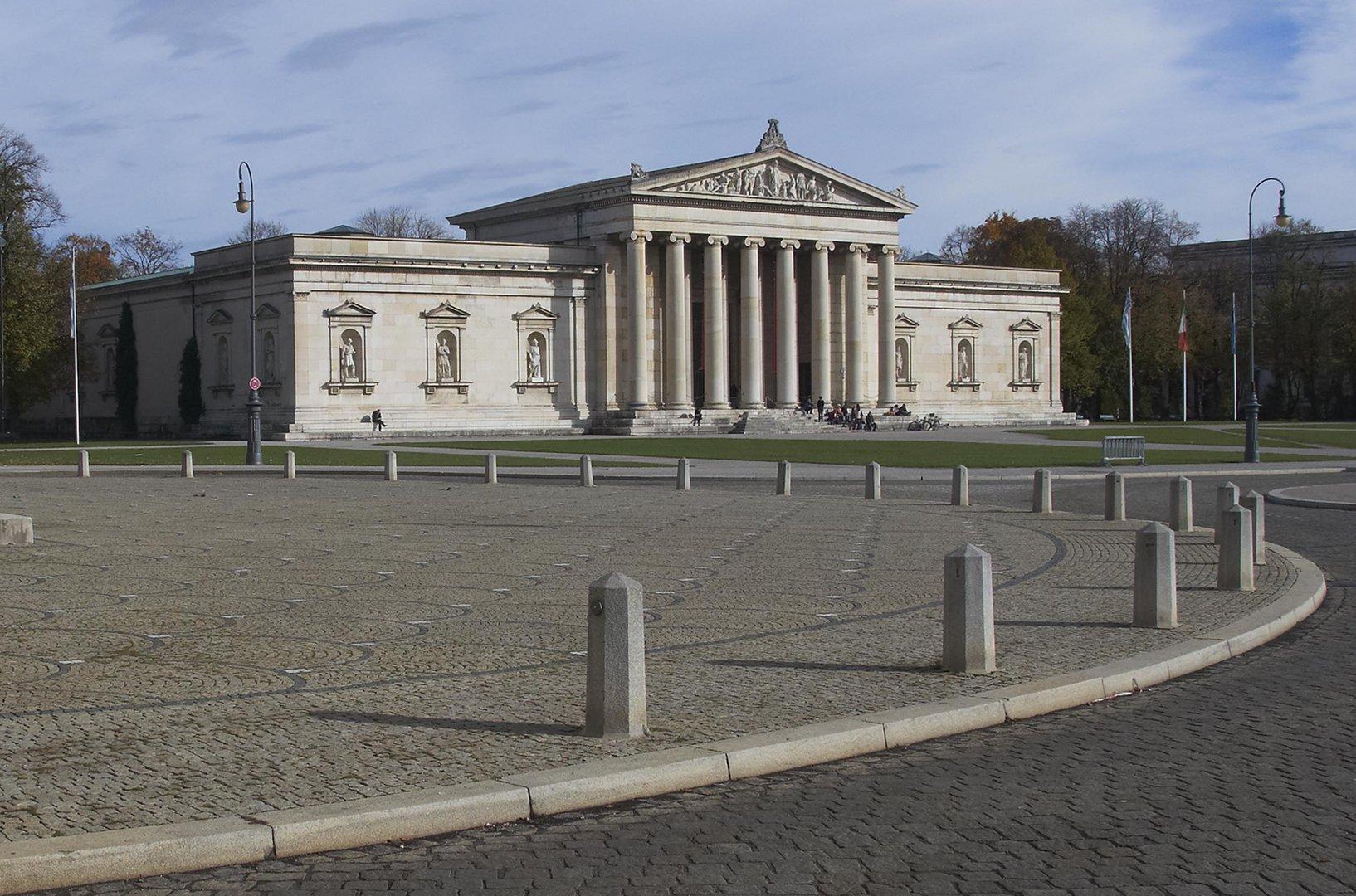 Antiken Museum
