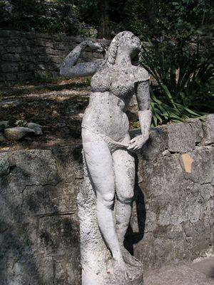 Antiker Bikini