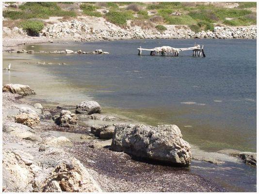 Antiker Hafen von Knidos