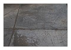 Antikes Brettspiel