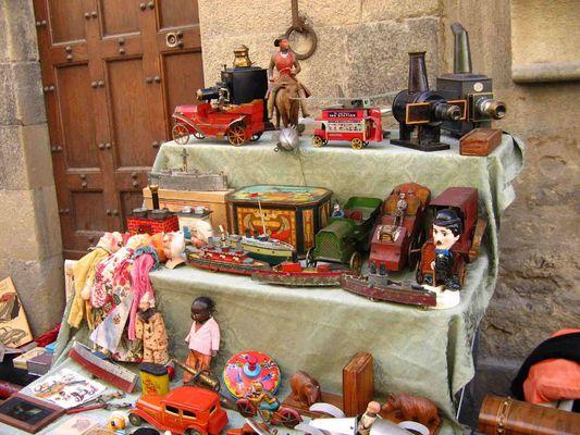 Antikmarkt in Arezzo