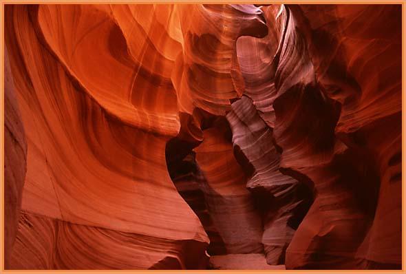 Antilope Creek Canyon