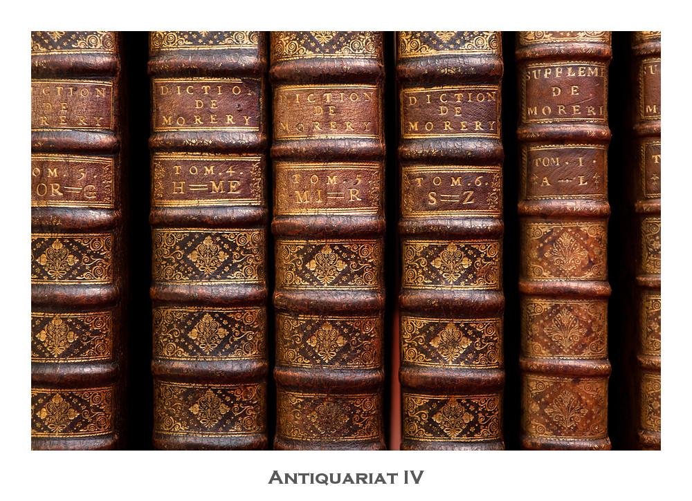 Antiquariat IV