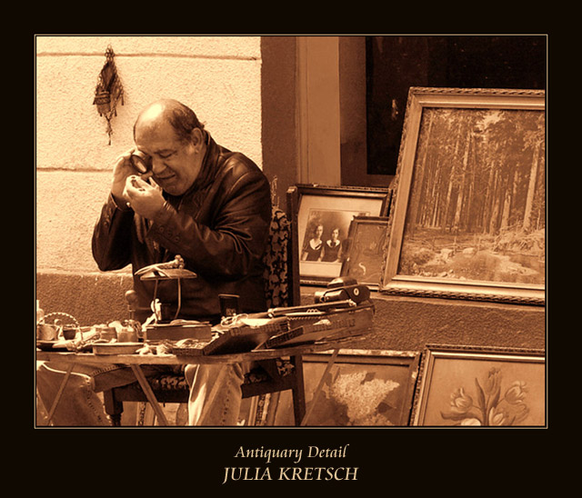 Antiquary Detail