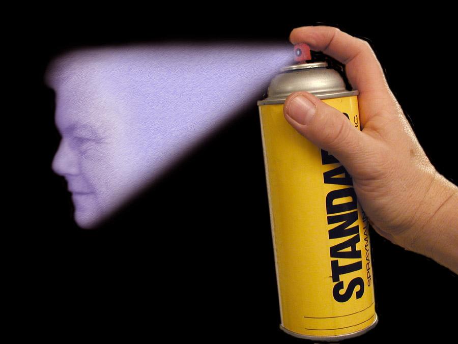 antiwrincle spray