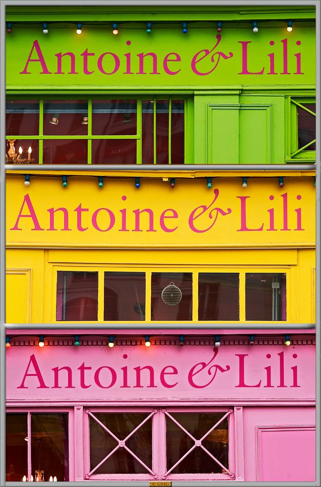 Antoine & Lili