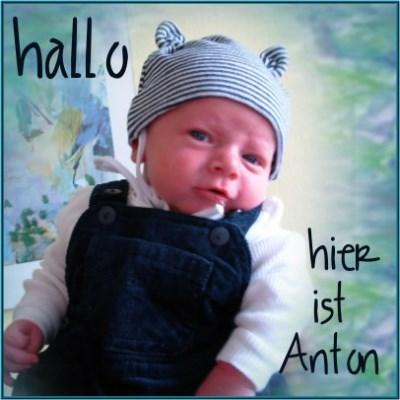 Anton * 17.8.2007