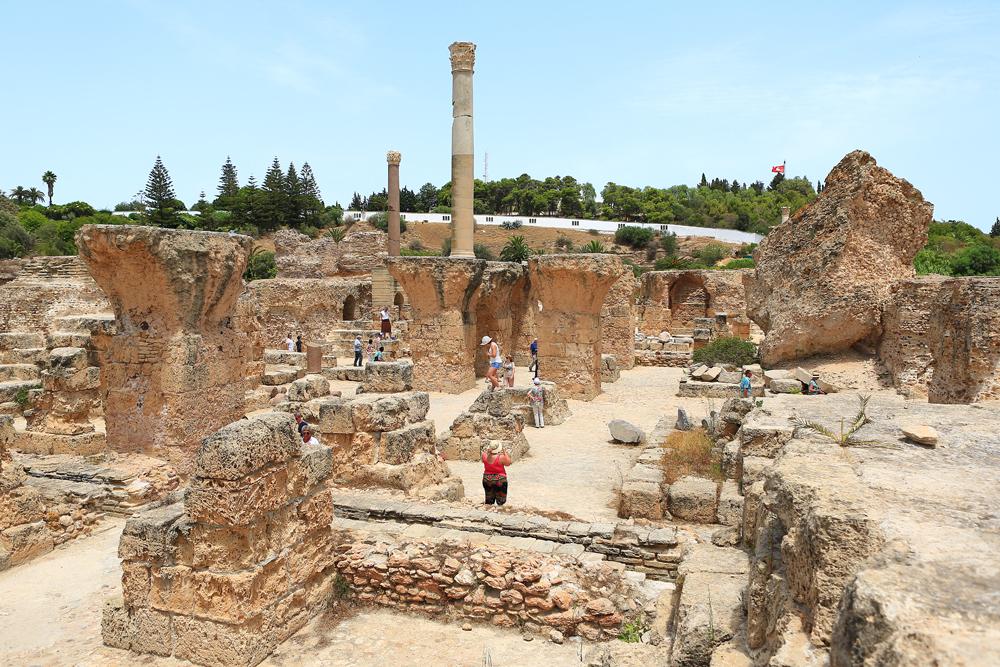 Antonius-Pius-Thermen II