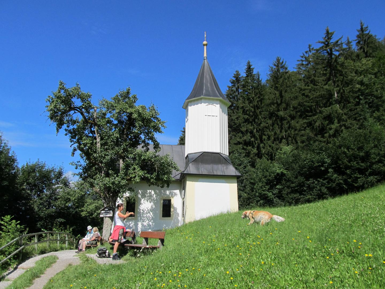 Antoniuskapelle im Kaisertal