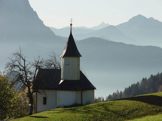 Antoniuskapelle nahe Kufstein