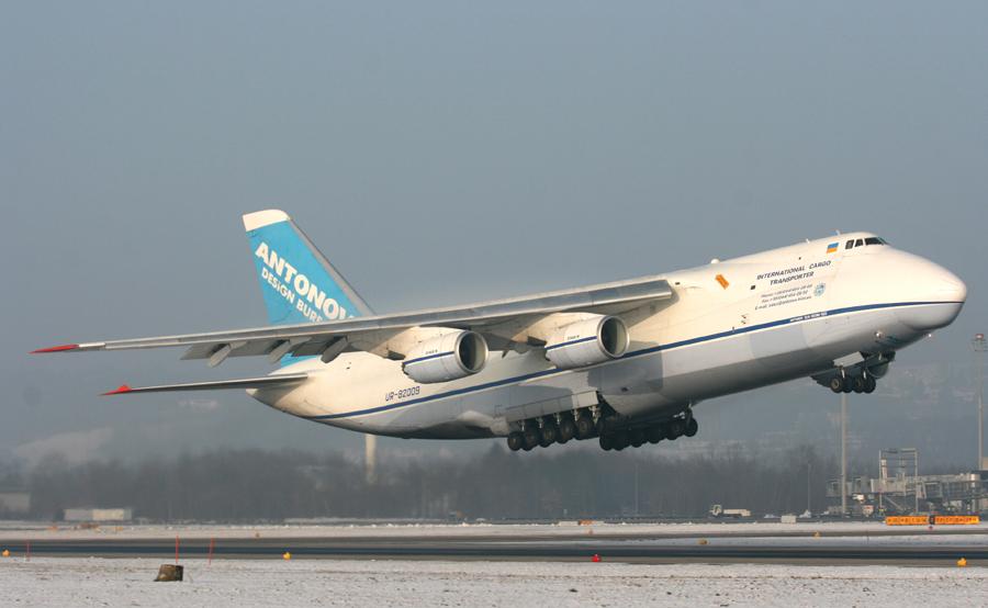 Antonov 124...