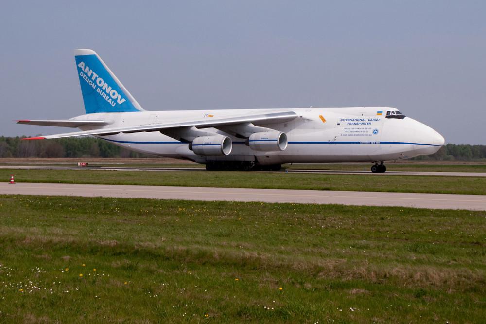 Antonov besucht Hannover