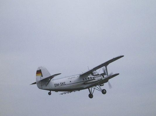 Antonov-Doppeldecker