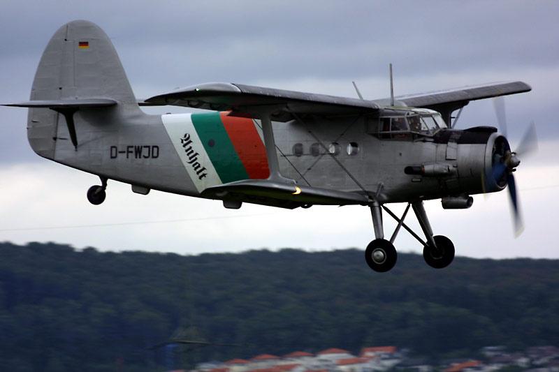 Antonov im Anflug II