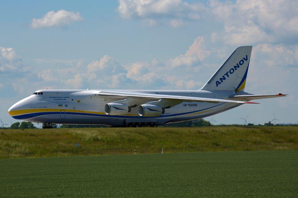 Antonov in Leipzig