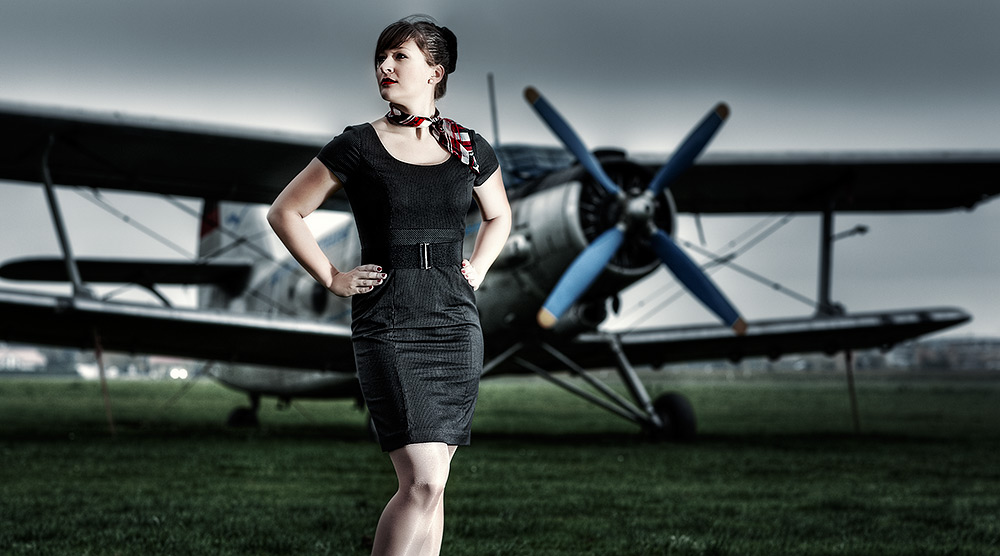 Antonov Stewardess 2