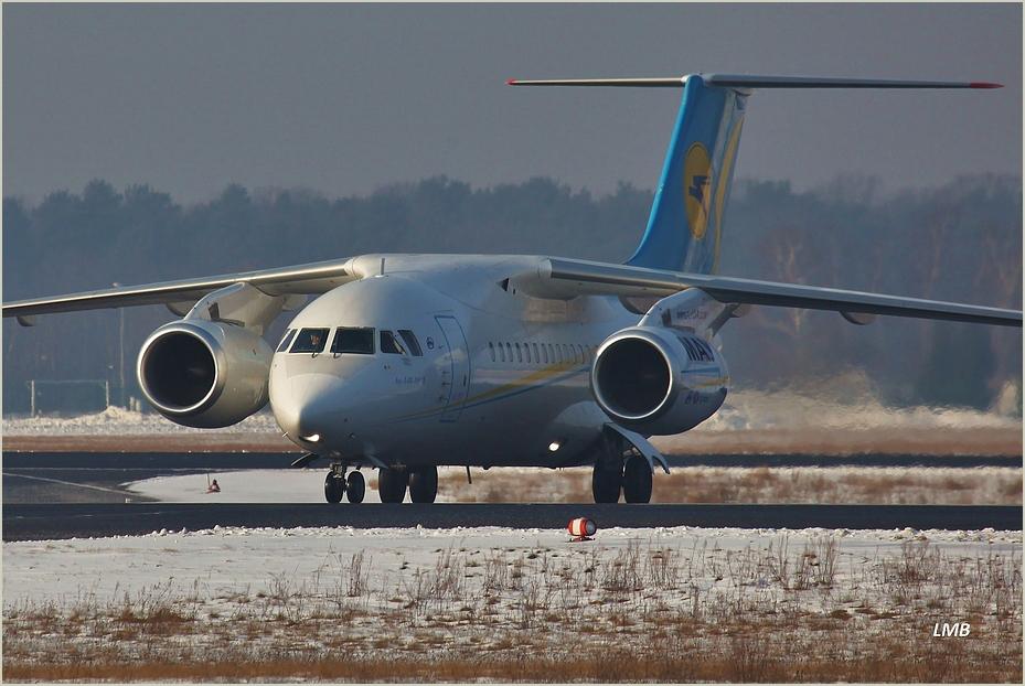 Antonow statt Boeing #1