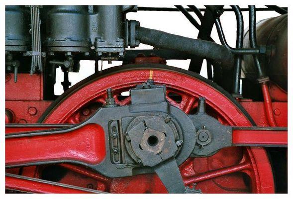 Antrieb - BR 52