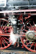 Antrieb Dampflokomotive