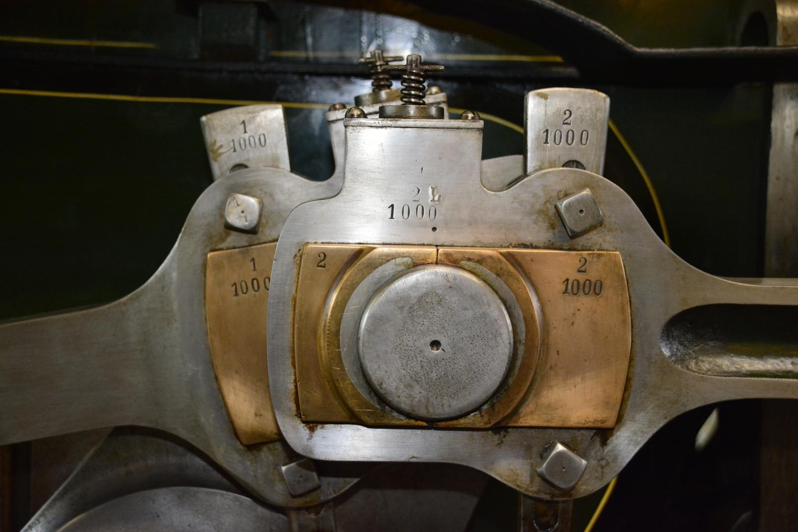 Antriebsdetail B IX 1000