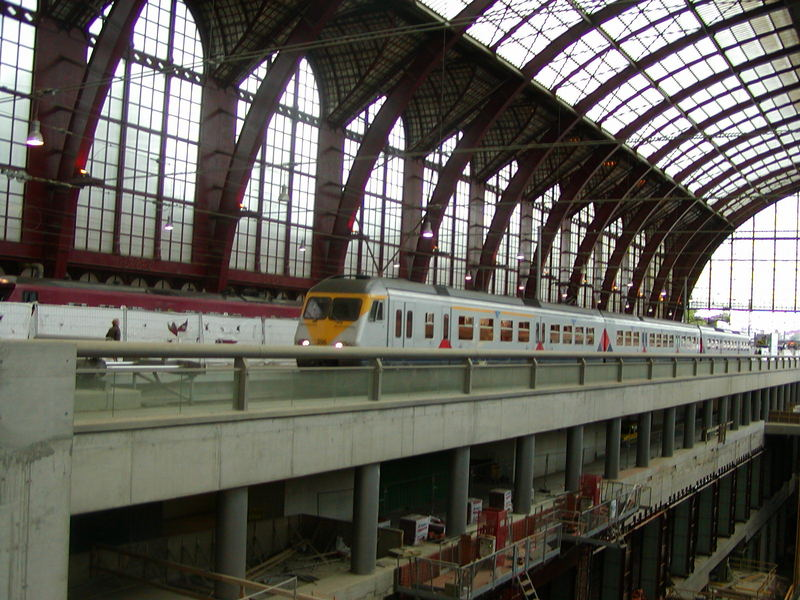 Antwerpen Bahnhof