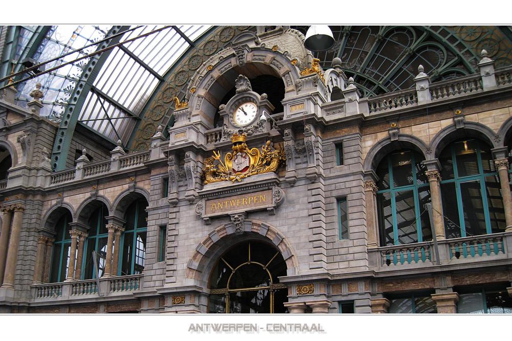 Antwerpen HBF