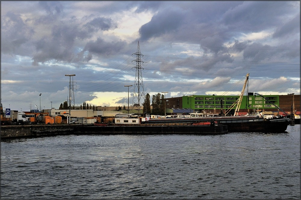 Antwerpener Hafen
