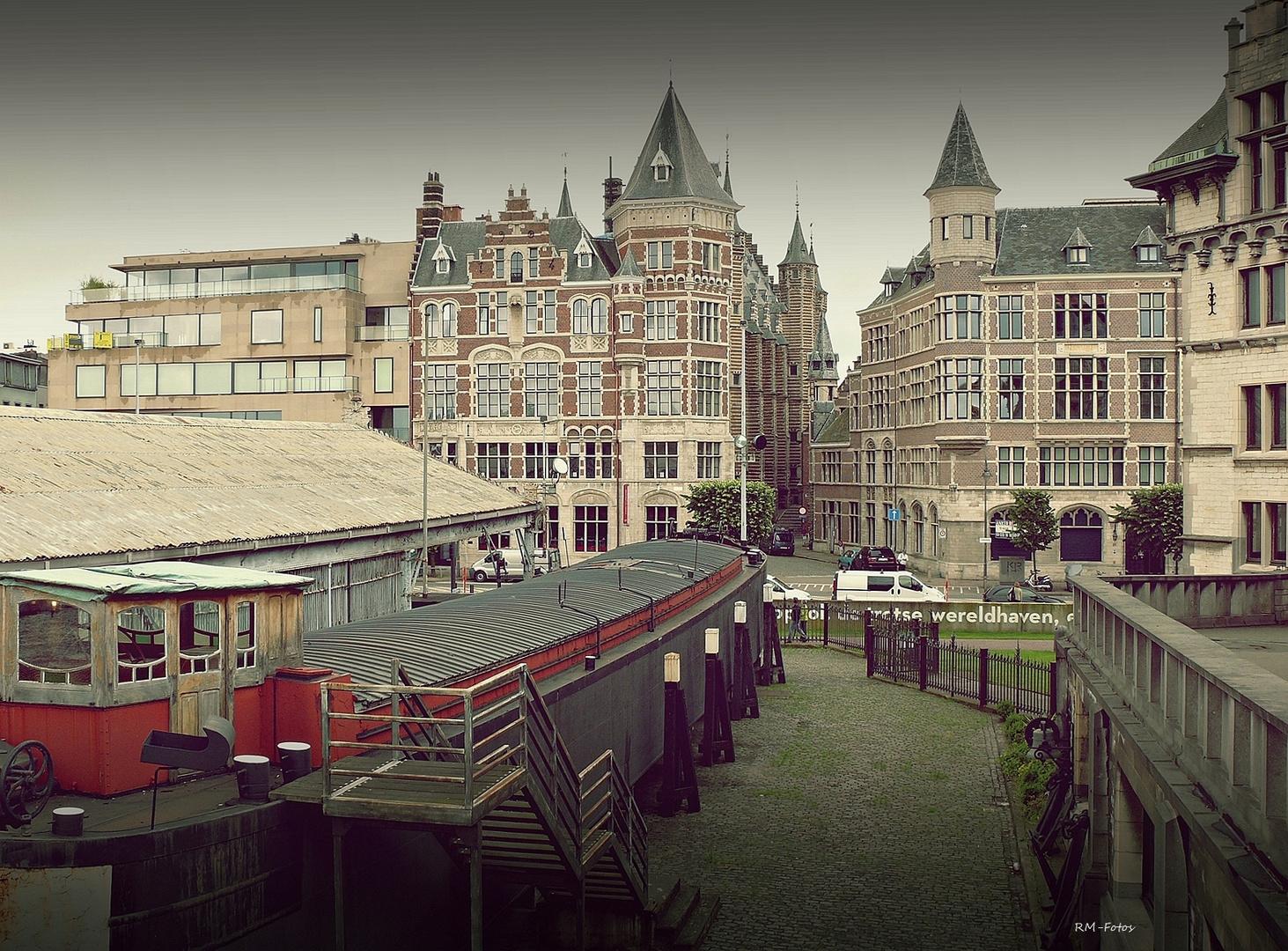 Antwerpensicht