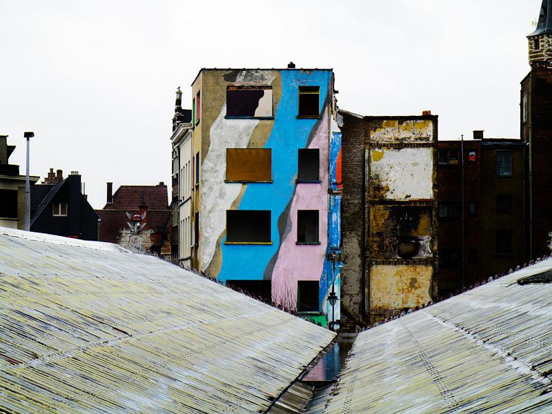 Anversa - demolizione
