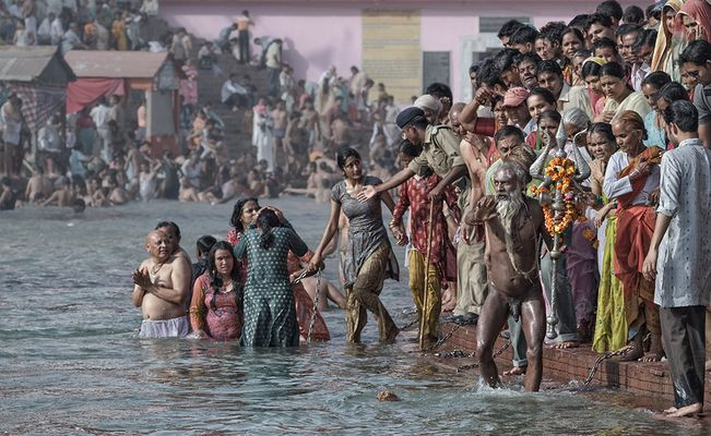Any Given Decade ~ Kumbh Mela