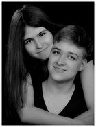 Anya und Marek..