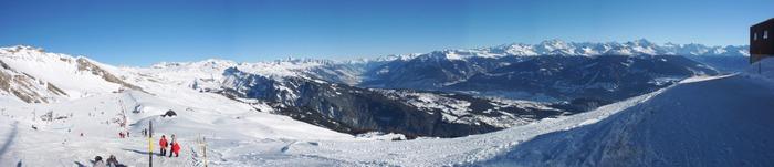 Anzere, Switzerland