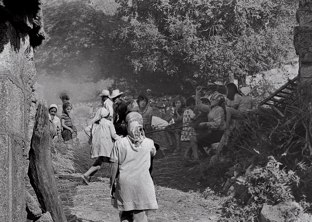 Año 1.962-Escenas de la malla