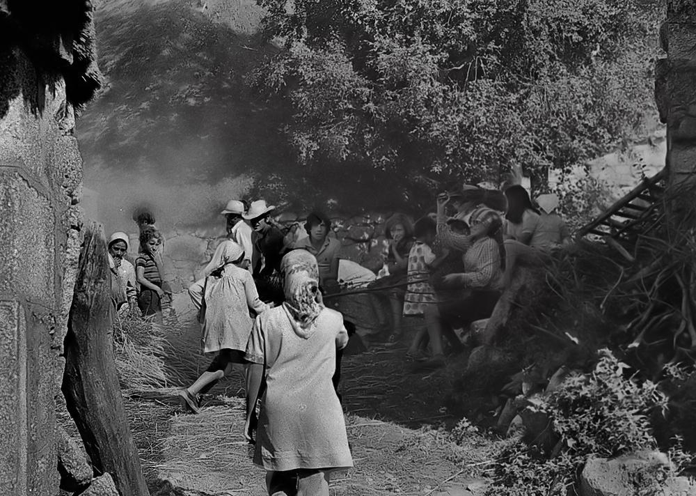 Año 1.962 - ESCENAS DE LA MALLA