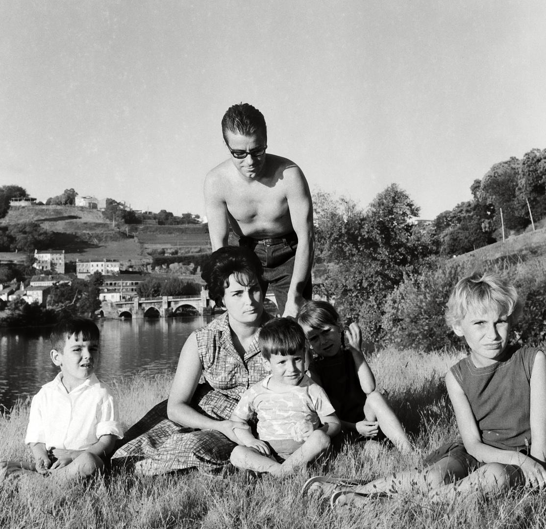 Año 1.963-FOTO FAMILIAR