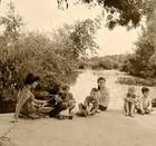 Año-1.964-Mi mujer y nuestros hijos (del album familiar)