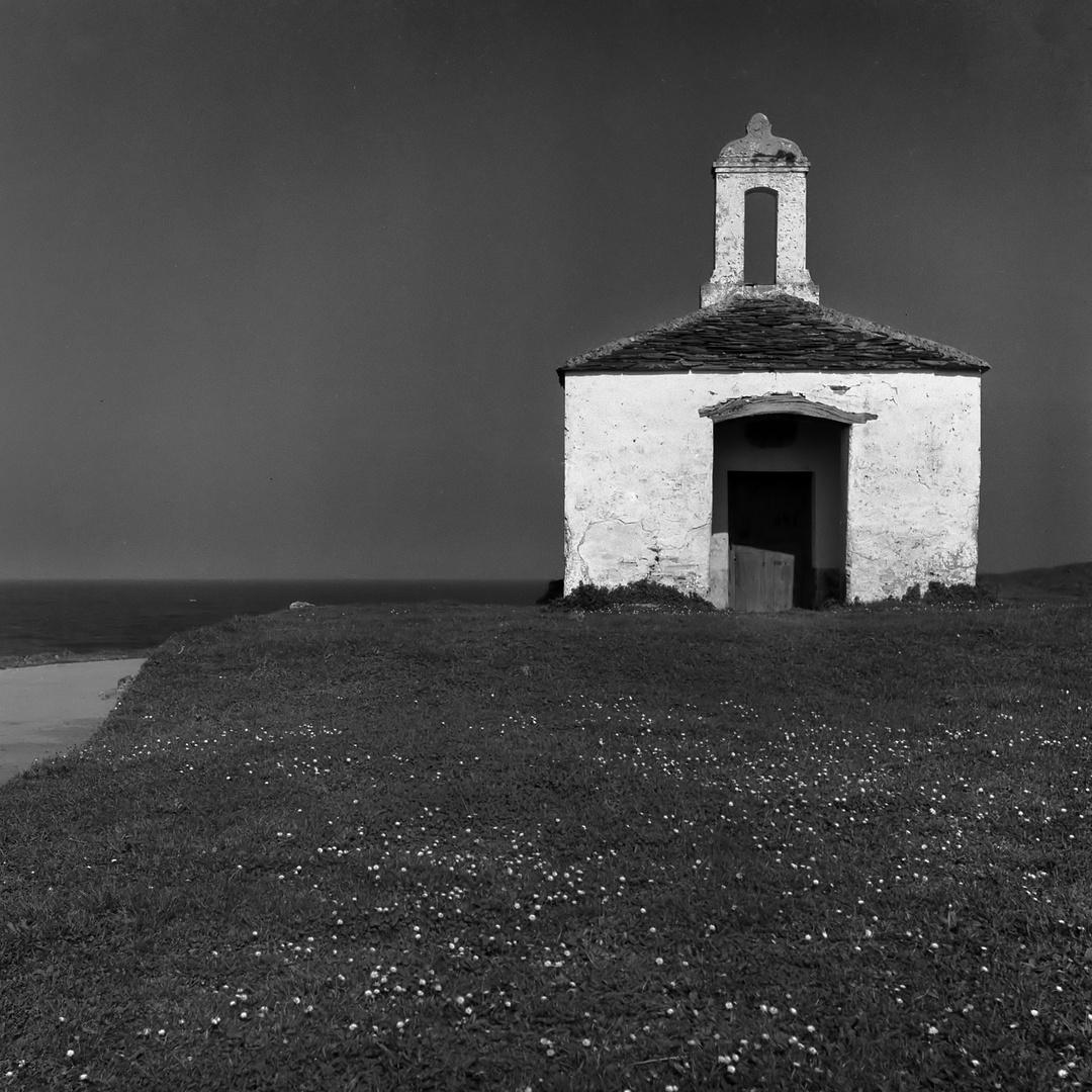 Año 1.965 - CAPILLA DE SAN BARTOLO