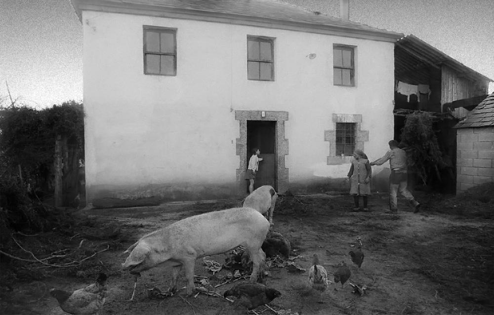 Año 1.965- Casa rural.