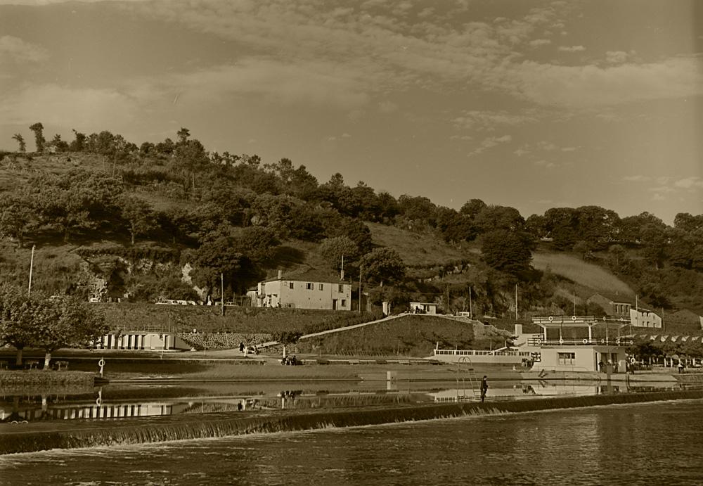 Año-1.965. El club fluvial de Lugo
