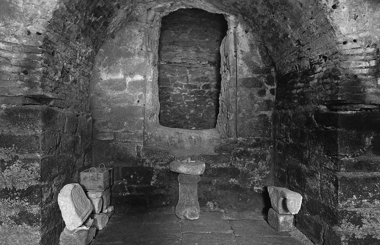 Año 1.965- Monumento de Santa Eulalia de Boveda II