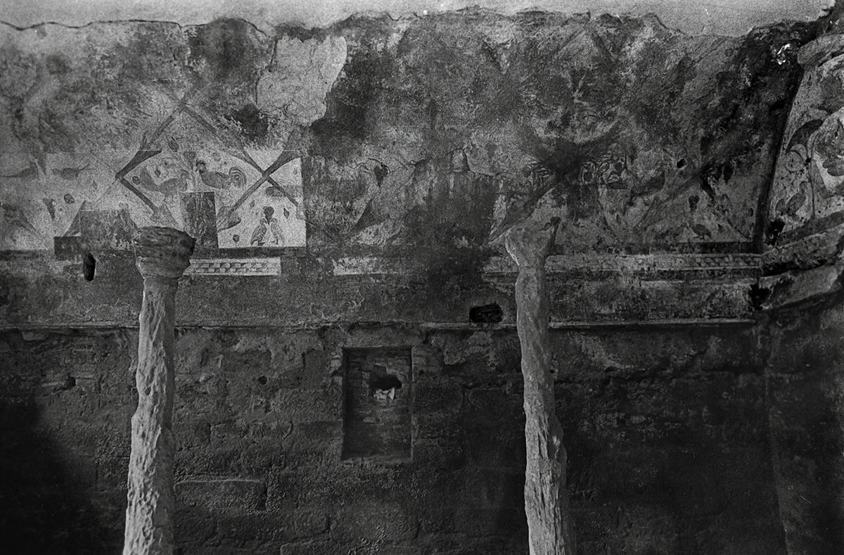 Año 1.965- Monumento de Santa Eulalia de Boveda III