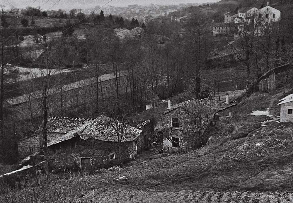 Año 1.965-Paisaje rural