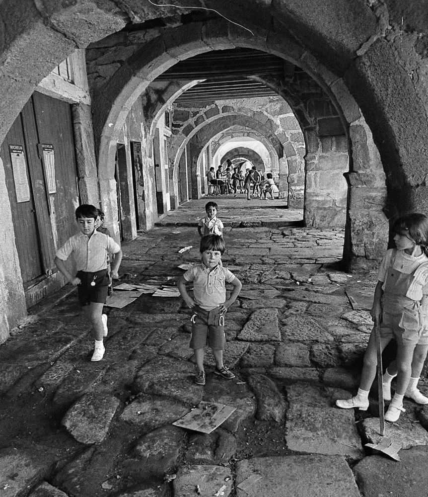 Año 1.969- II Soportales de Muros (A Coruña)
