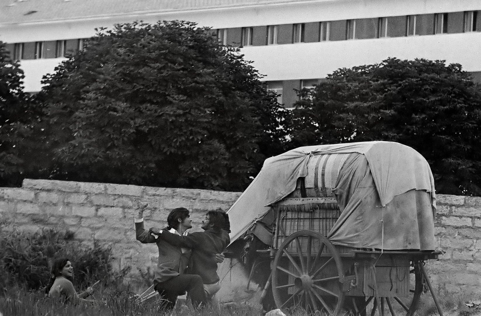 Año 1.974 - LA CARRETA DE LOS GITANOS