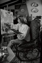 Año 1.975 - EMMA. la pintora
