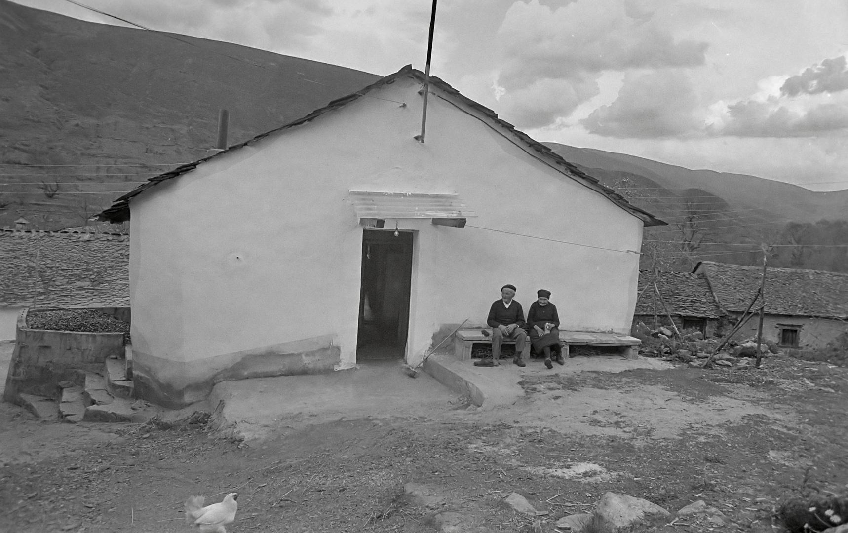 Año 1.980 - LA CASITA DE LA MONTAÑA