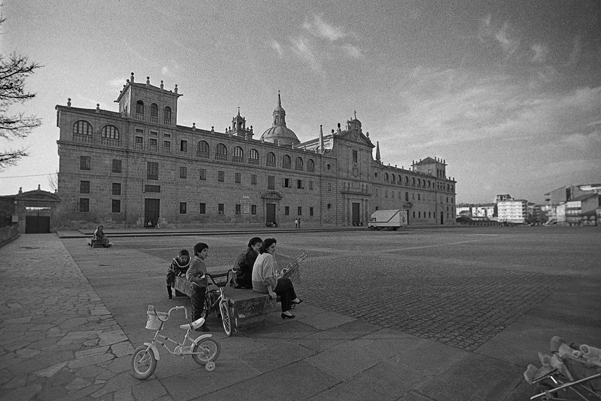 Año 1.982- PP.Escolapios. Monforte de Lemos