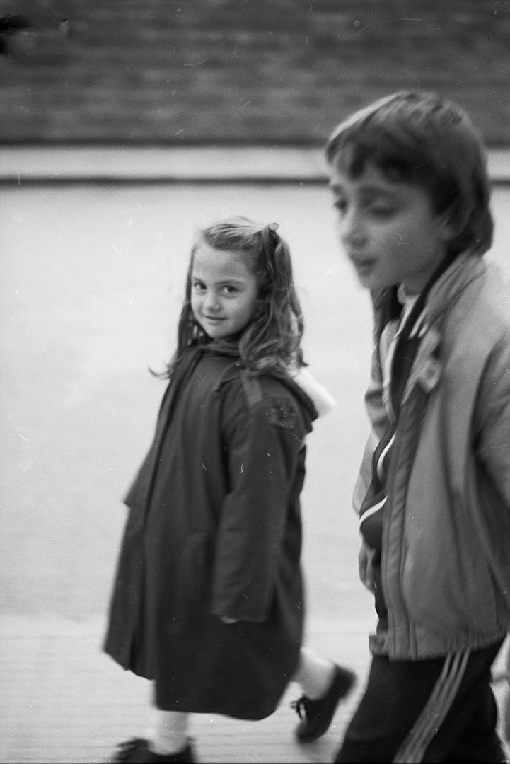 Año 1.992-MI OTRA NIETA FOTOGRAFA