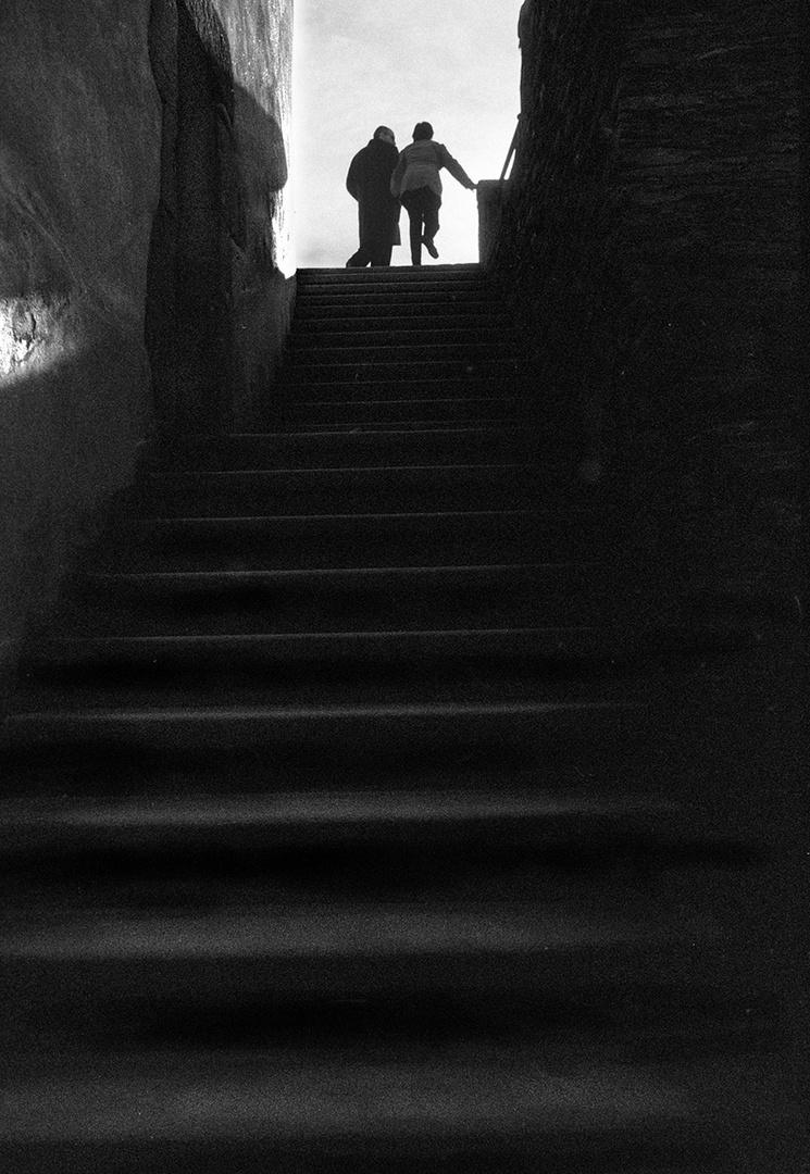 Año 1.999-Escalera