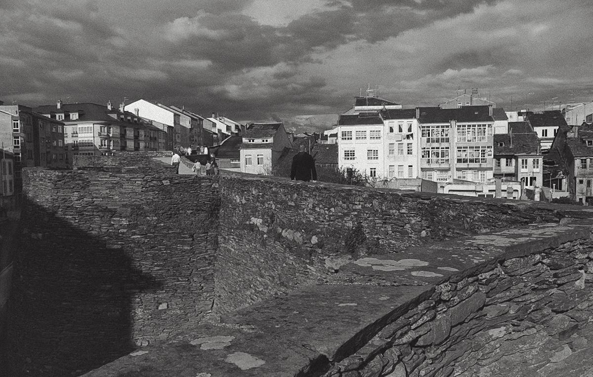 Año 1.999-Lugo, ciudad amurallada